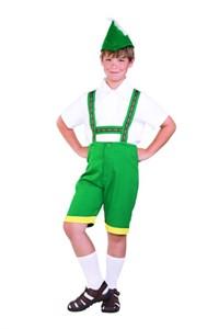Child Bavarian Costume