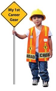 Child Road Crew Costume