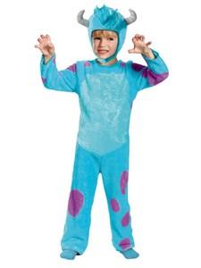 Child Sulley Costume - Small 4-6