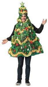 Christmas Tree Costume - Get Real