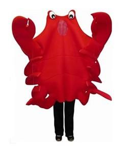 Crab Mascot