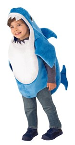 Daddy Shark Costume with Sound Chip