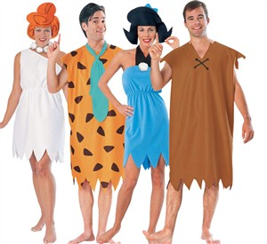 Flintstones Group Costume Set
