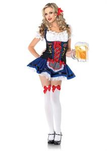 Flirty Fraulein Costume