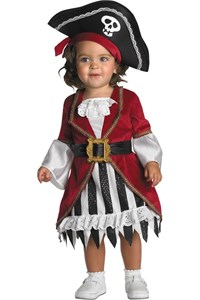 Baby Pirate Princess Costume