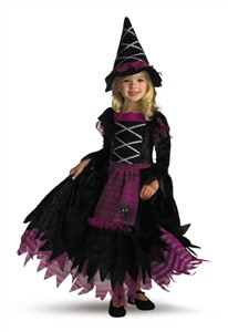 Fairy Tale Toddler Witch Costume
