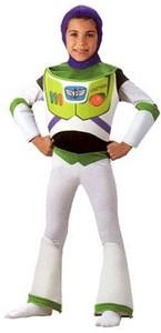 Toddler Deluxe Buzz Lightyear Costume
