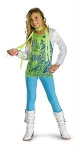 Child Hannah Montana Costume with Shrug