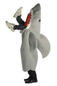 Adult Man Eating Shark Costume