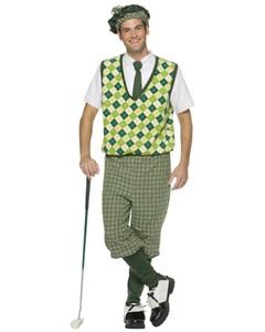 Old Tyme Golfer Costume