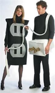Adult Plug and Socket Costume Set