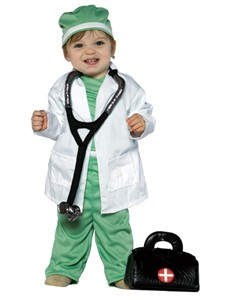 Future Doctor Baby Costume