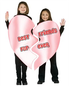 Best Friends Forever Costume