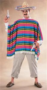 Adult Mexican Serape Costume