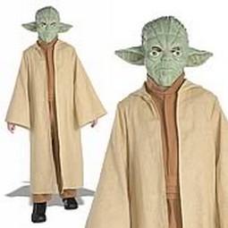 Deluxe Child Yoda Costume - Episode III