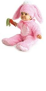 Baby Precious Pink Wabbit Costume
