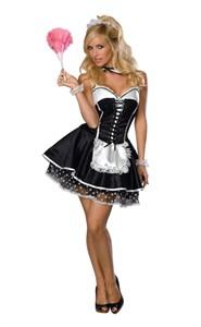 Adult Sexy Maid Costume