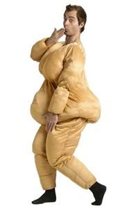 Adult Fat Suit