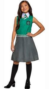 Girl's Slytherin Dress Classic Costume