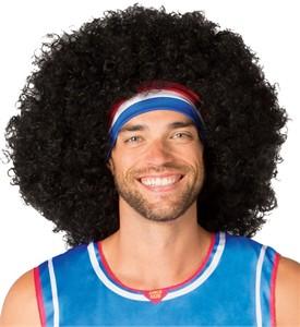 Harlem Globetrotters Wig