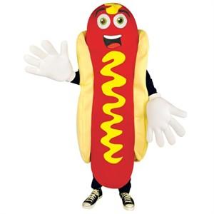 Hot Dog Mascot