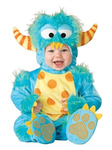 Baby Lil Monster Costume