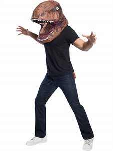 Inflatable T Rex Head Costume