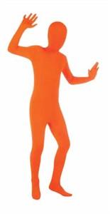 Kids 2nd Skin Orange Body Suit