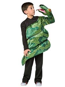 Kids Anaconda Snake Costume 7-10