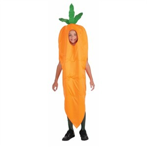 Kids Carrot Costume