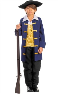 Kids Colonial Soldier Costume  sc 1 st  Find Costume & Kids Colonial Soldier Costume - Kids Historical Costumes
