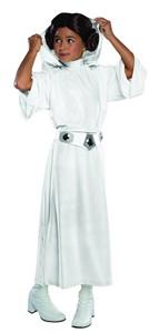 Kids Deluxe Princess Leia Costume