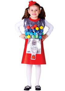 Kids Gumball Machine Costume