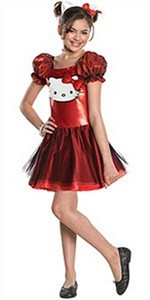 Kids Hello Kitty Costume