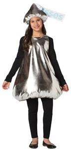 Kids Hersheys Kiss Costume - 7-10
