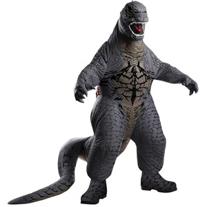 Kids Inflatable Godzilla Costume