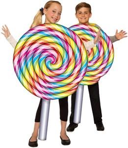 Kids Lillipop Costume