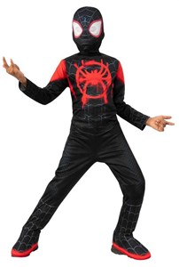 Kids Miles Morales Spider-man Costume