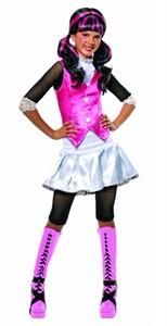 Kids Monster High Draculaura Costume