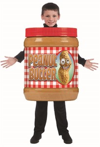 Kids Peanut Butter Costume