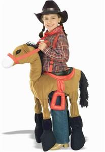 Kids Ride A Pony Costume