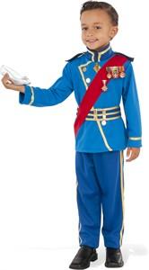 Kids Royal Prince Costume