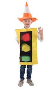 Kids Traffic Light Costume