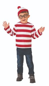 Kids Where's Waldo Costume