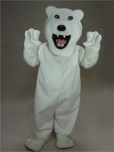 """Iggy"" Polar Bear Mascot Costume"