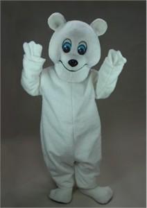 """Frosty"" Polar Bear Mascot Costume"
