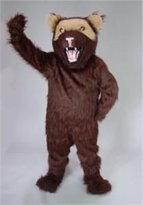 Wolverine Mascot Costume