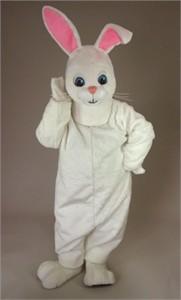 """Hoppy"" Rabbit Mascot Costume"