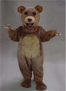 """Ralph"" Teddy Bear Mascot Costume"