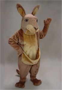 """Kanga"" Kangaroo Mascot Costume"